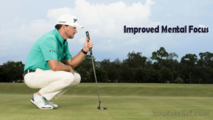Improved Mental Focus